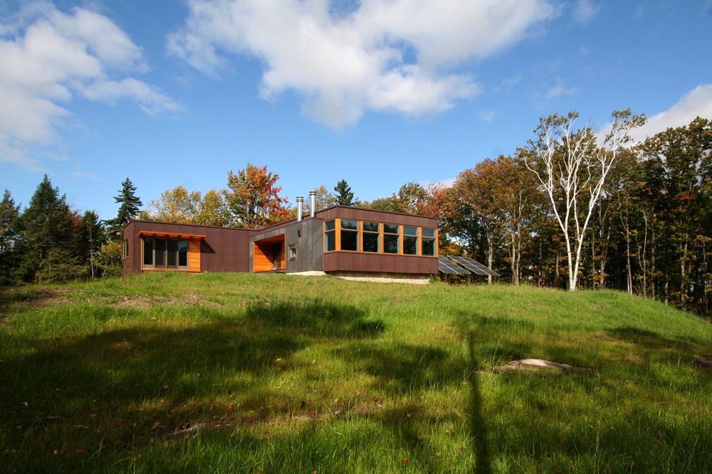 Vermont Cabin / Resolution: 4 Architecture, © RES4Jm