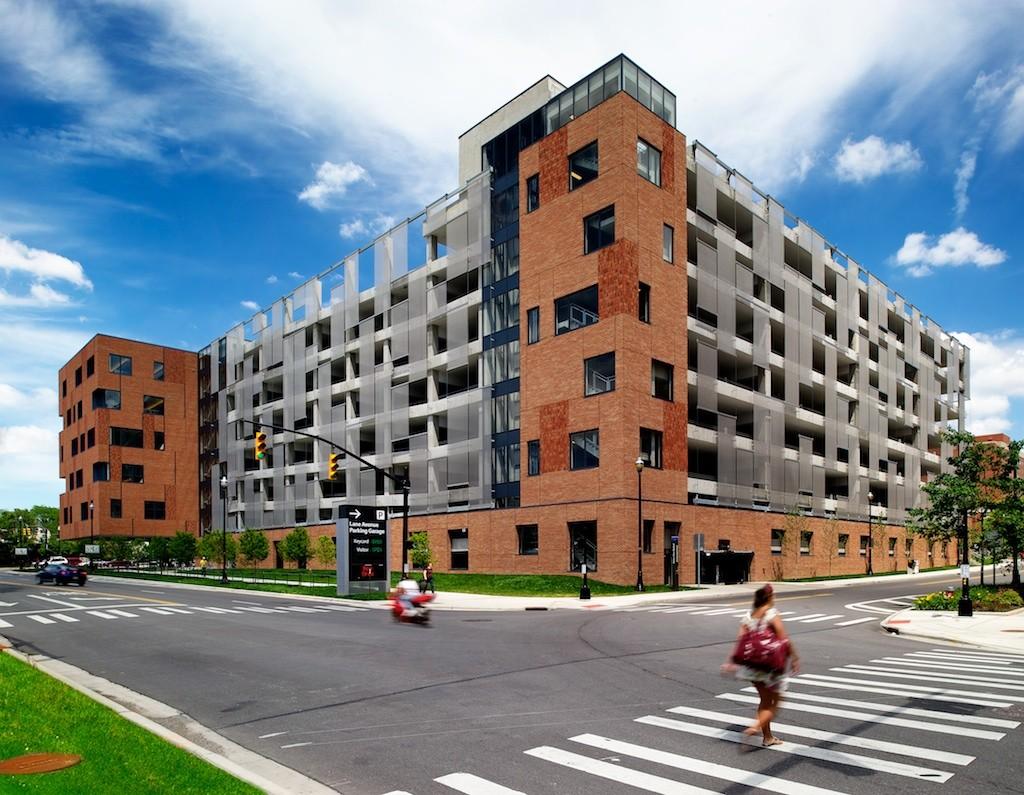 Ohio State University   Student Academic Services / Acock Associates  Architects