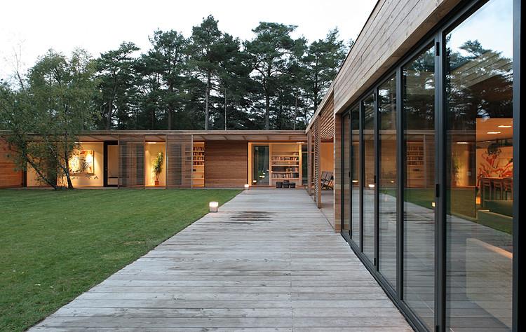 Bergman – Werntoft House / Johan Sundberg, © Henrik Magnusson