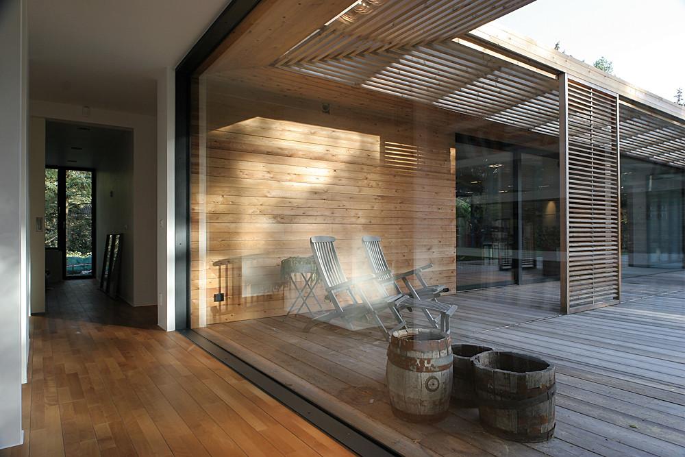 Bergman U2013 Werntoft House / Johan Sundberg