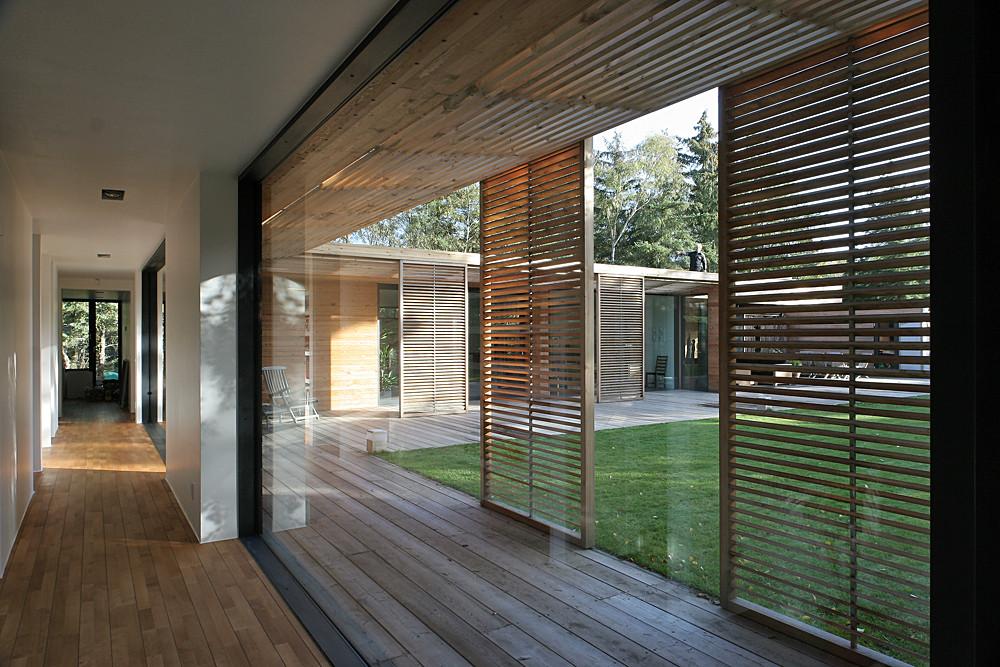 Attirant Bergman U2013 Werntoft House / Johan Sundberg