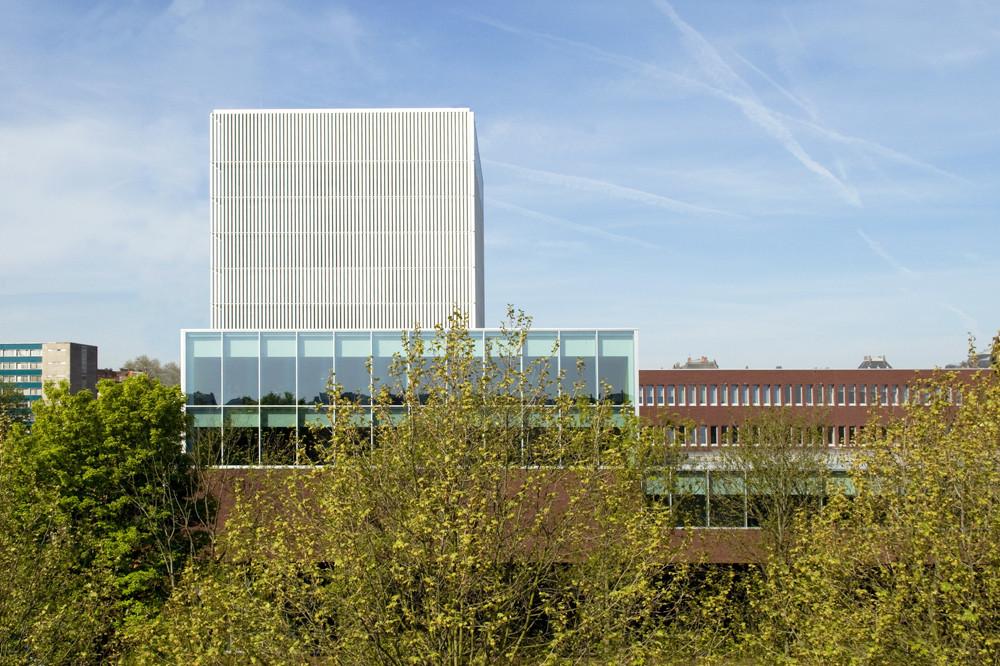 Arteveldehoge School Campus Kantienberg Ghent / Crepain Binst Architecture, Courtesy of  crepain binst architecture