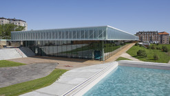 Swim Stadium Bellahoj / Arkitema Architects
