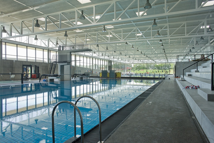 Swim Stadium Bellahoj Arkitema Architects Archdaily