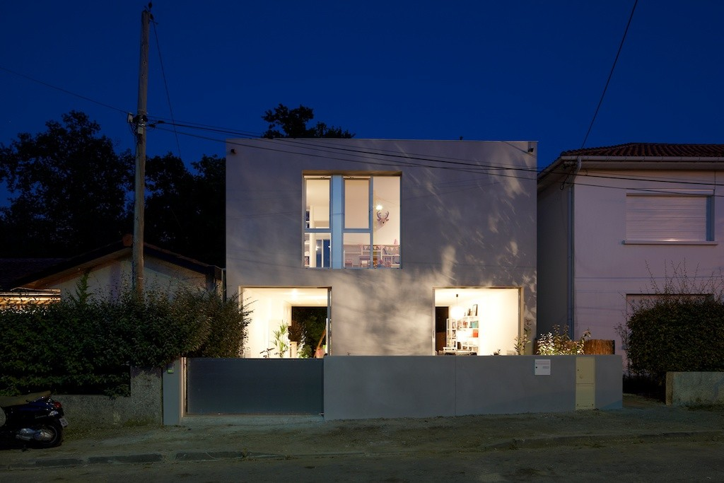 Single Family House / FABRE/deMarien, © Stephane Chalmeau
