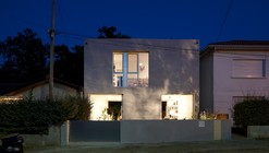 Single Family House / FABRE/deMARIEN architectes