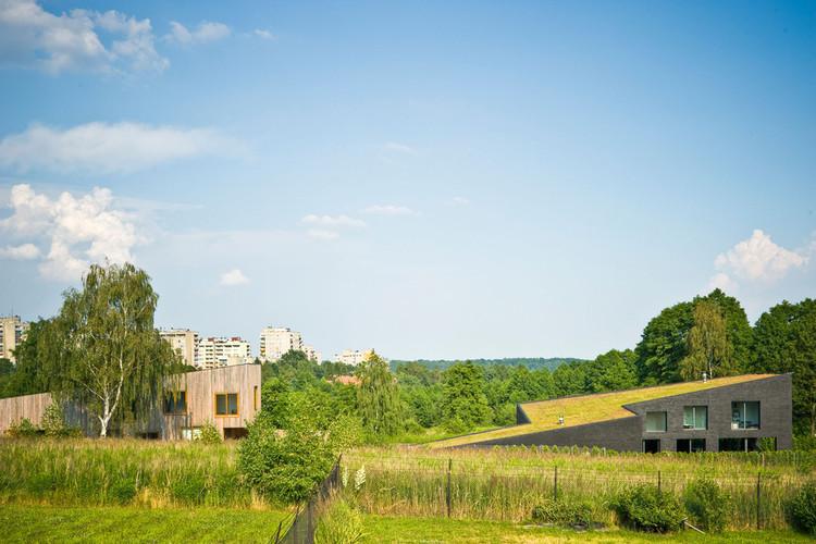 Houses In Rybnik / Jojko+Nawrocki Architekci, © Juliusz Sokołowski