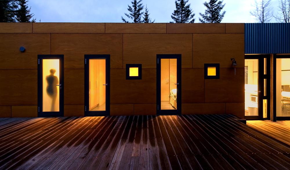Munkasteinn / PK Arkitektar, © Rafael Pinho