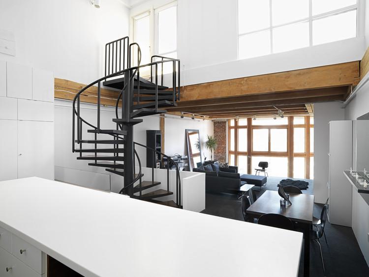 Crosstown Loft / Campos Leckie Studio, © John Sinal