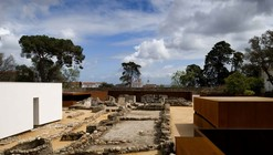 Musealization of the Archaeological Site of Praça Nova of São Jorge Castle / JLCG Arquitectos