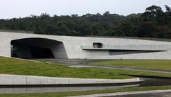 Hsiangshan Visitor Center / Norihiko Dan and Associates