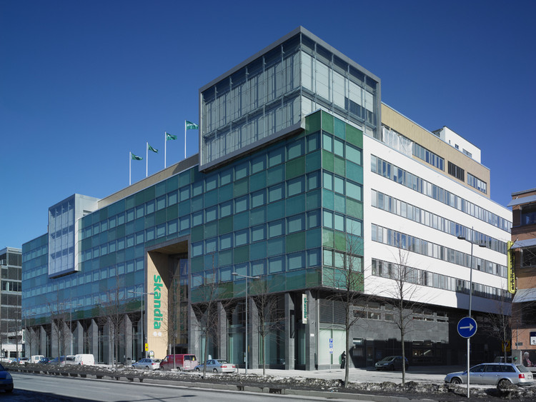 Skandia / Brunnberg & Forshed Arkitektkontor AB, © Robin Hayes