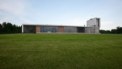 Family House In Farmstread / Architectural Bureau G.Natkevicius & Partners