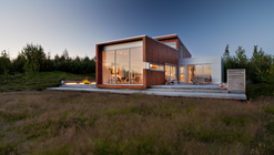 Ice House / Minarc