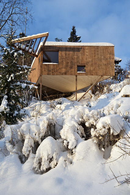 Writers Cottage / JVA, © Nils Petter Dale