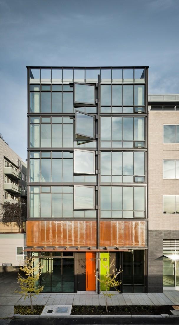 Art Stable / Olson Kundig Architects, Courtesy of  point32