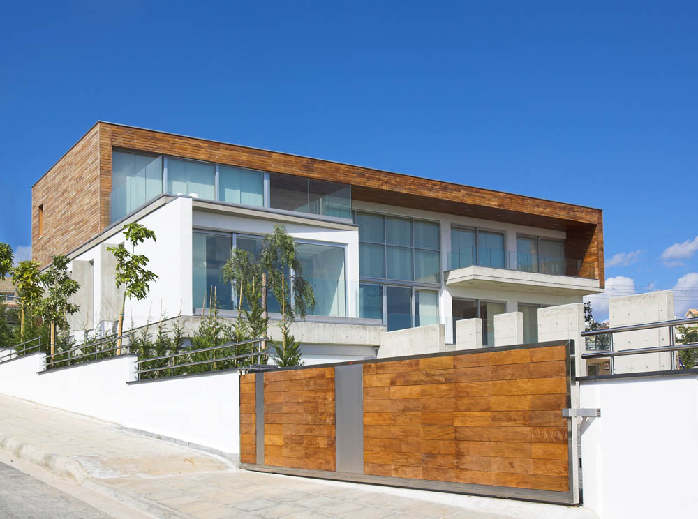 Modern Home Exterior Wood vardastudio architects & designers | office | archdaily