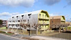 34 Social Housing Units In Bondy / Atelier Du Pont