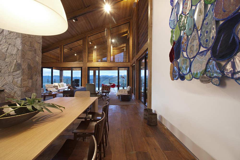 Gallery of mountain house david guerra 17 for Mountain house media