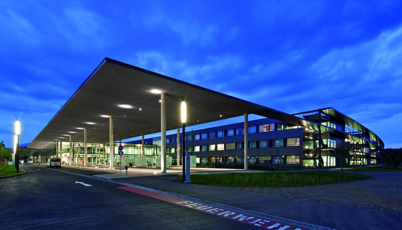 Klinikum Klagenfurt / Dietmar Feichtinger Architectes, © Hertha Hurnaus