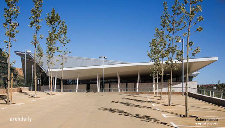 Sabadell Sport Center / Corea & Moran Arquitectura, © Simón García