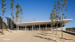 Sabadell Sport Center / Corea & Moran Arquitectura