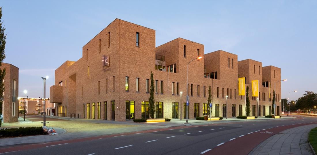 Municipal Office Winterswijk / OIII Architecten, © Roos Aldershoff and Thea vd Heavel