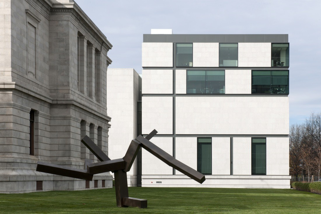 Art of Americas Wing at the Museum of Fine Arts, Boston / Foster + Partners, © Nigel Young, Foster + Parners