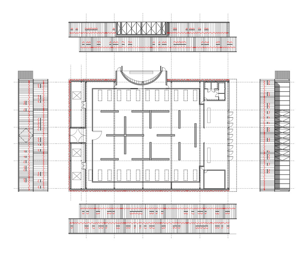 Gallery of Beirut Exhibition Center / L.E.FT - 10