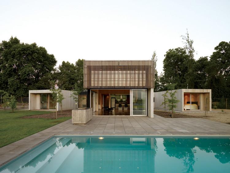 Finger Joint House / LAND Arquitectos, © Cristóbal Palma