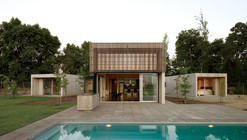 Finger Joint House / LAND Arquitectos