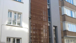 Housing in Bruxelles / BAEB