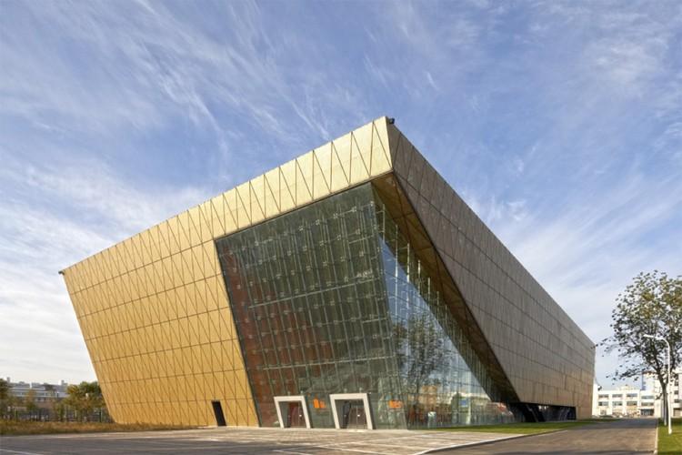 Tianjin Sports Arena / KSP Jürgen Engel Architekten, © Shuhe Photography / KSP Jürgen Engel Architekten