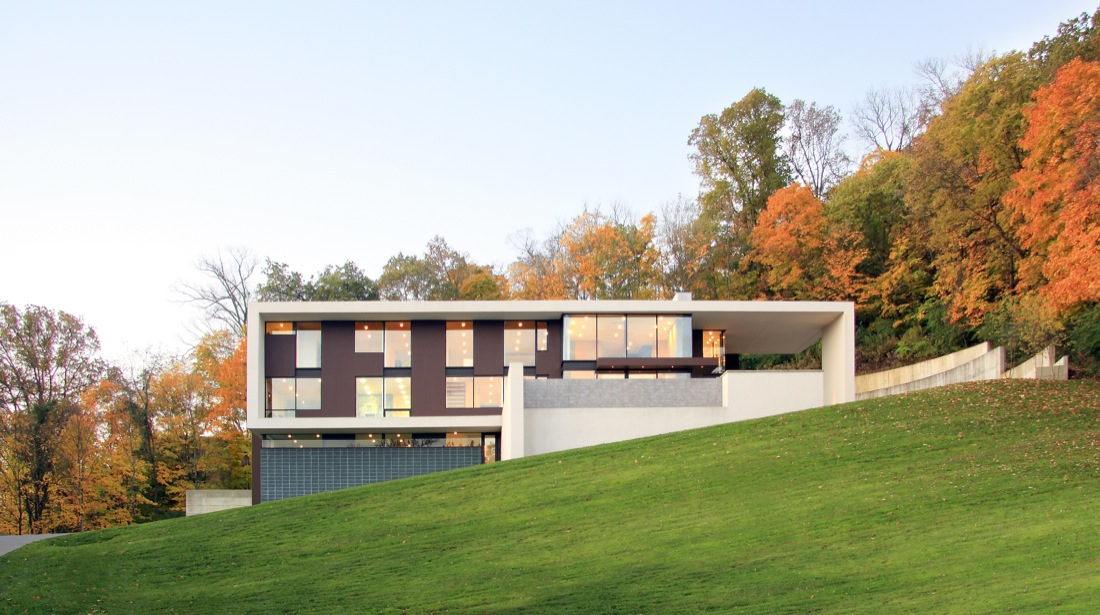 Nashville House / Kanner Architects, © Nicolas O.S. Marques