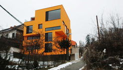 Pomaranč Residence / AOCR