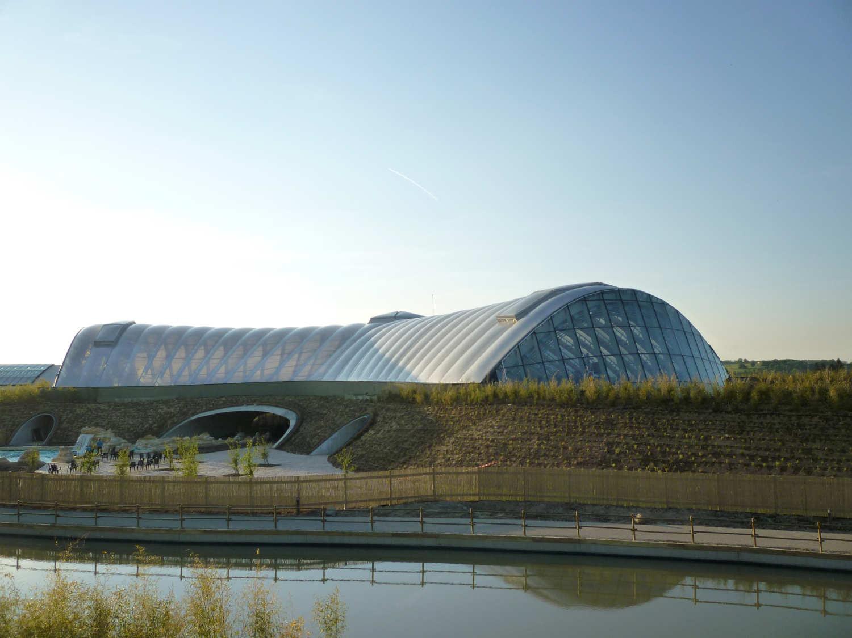 Aquamundo - Center Parcs Moselle / ARTUR Architectes Mandataire, Courtesy of  artur architectes mandataire