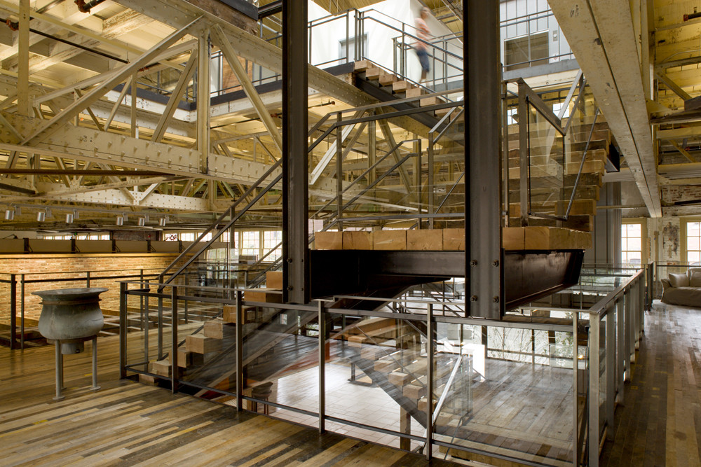 Gallery of Urban Outfitters Corporate Campus / MSR Design - 11