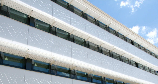 Courtesy of  artur architectes mandataire