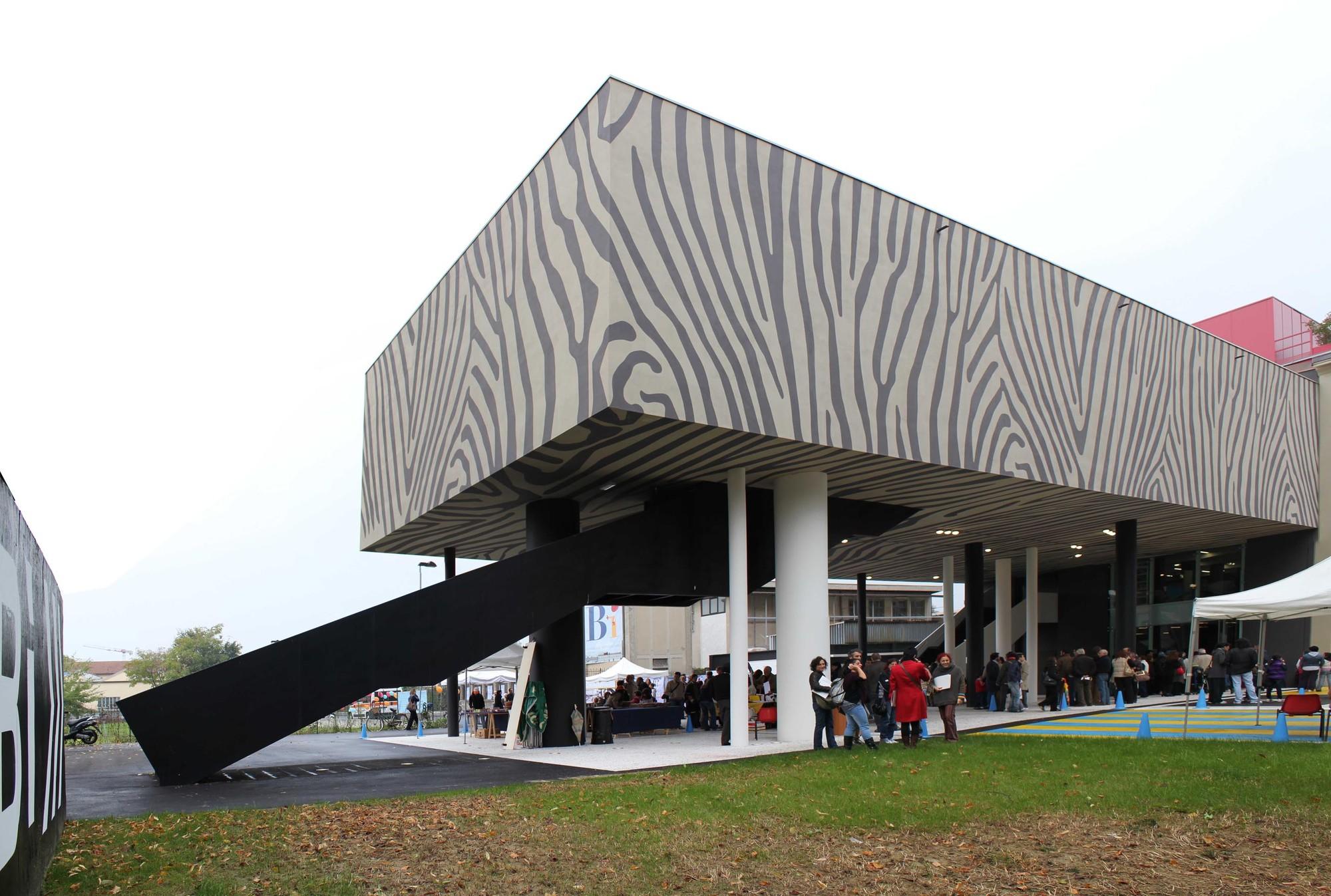 Museum Building In Cormano / Area_Progetti, © Valentina Esposito