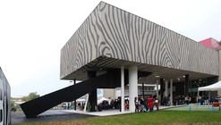 Museum Building In Cormano / Area_Progetti