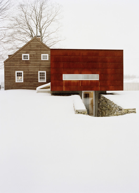 Ten Broeck Cottage / Messana O'Rorke, ©  Courtesy of Messana O´Rorke