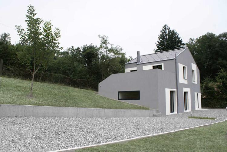 Villa M / DLV architectes & associés, © Juan Madrinan / DLV architectes & associés