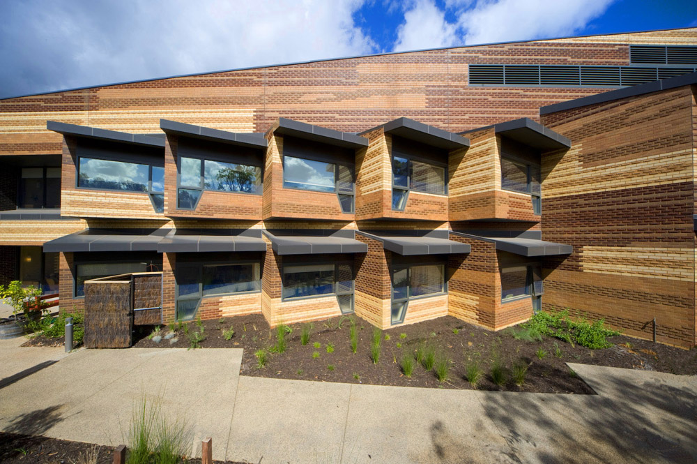Mornington centre lyons archdaily Nursing home architecture