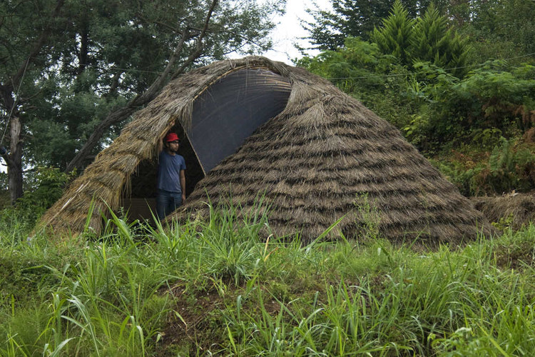 Bamboo Structure Project / Pouya Khazaeli Parsa, © Pouya Khazaeli Parsa