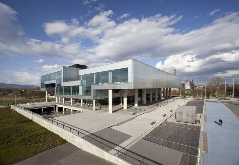 Museum of Contemporary Art / Studio za arhitekturu d.o.o ...