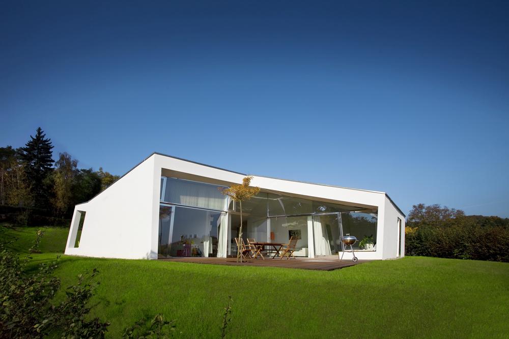 Villa 3S / LOVE architecture and urbanism, © Jasmin Schuller