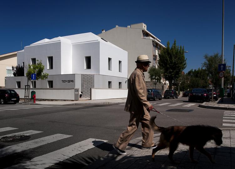 Tensai Offices / ADA - Atelier de Arquitectura, © Fernando Guerra |  FG+SG