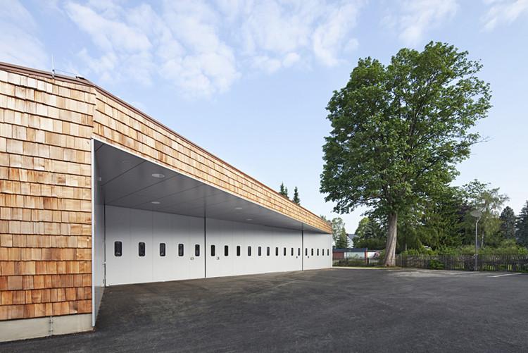 Sharp Cut Workshop / Atelier st, © Bertram Bölkow