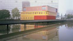 WSN Building Pavilion / pvanb architecten