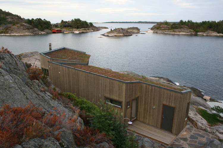 Buholmen Cottage / SKAARA Arkitekter AS, Courtesy of  skaara arkitekter as